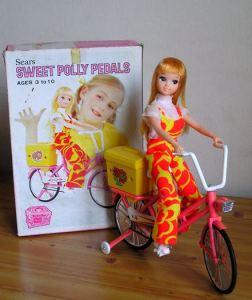 janet on her bike
