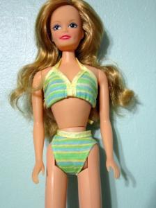 sunshine club doll