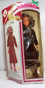 tanya capri doll