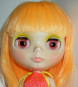 mango blythe doll photo