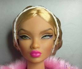 """Nu Face Counter-Culture Integrity Supernova Colette Duranger 12"""" Articulated Doll"""